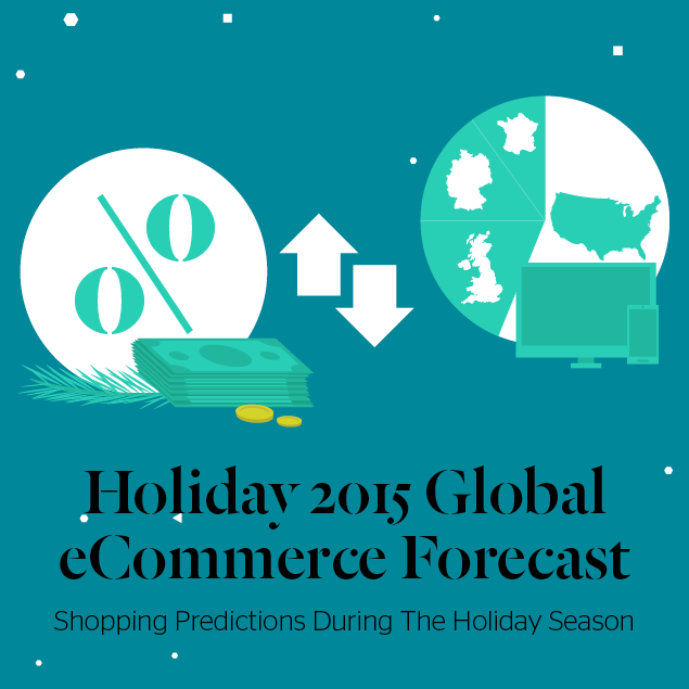 Global Holiday 2015 eCommerce Forecast