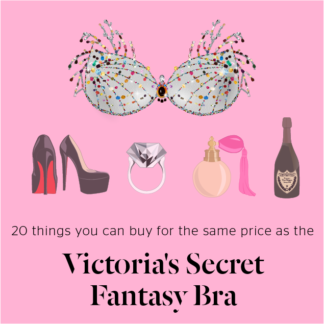 Victoria's Secret 2015 Fantasy Bra