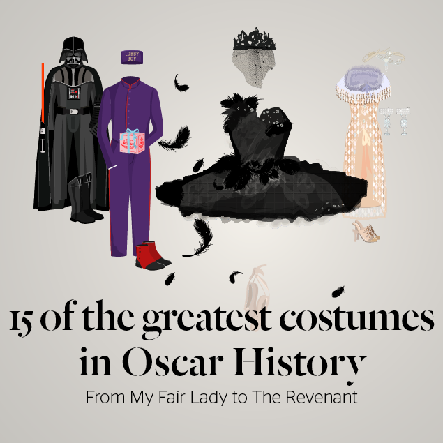 Iconic Oscar Costumes